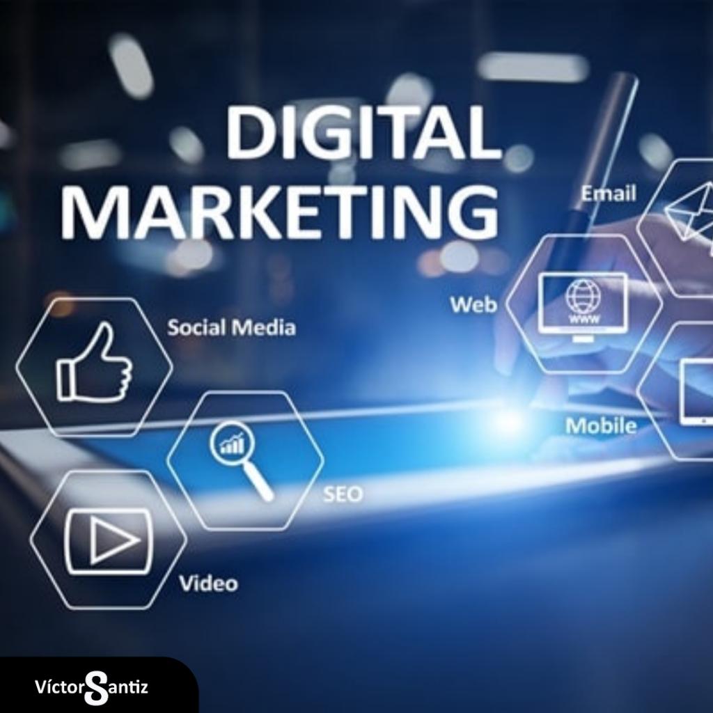 victor santiz Marketing Digital Crear Apps Inteligencia Artificial